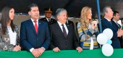 Casas y Bosetti encabezaron los festejos por el D�a Nacional de la Olivicultura