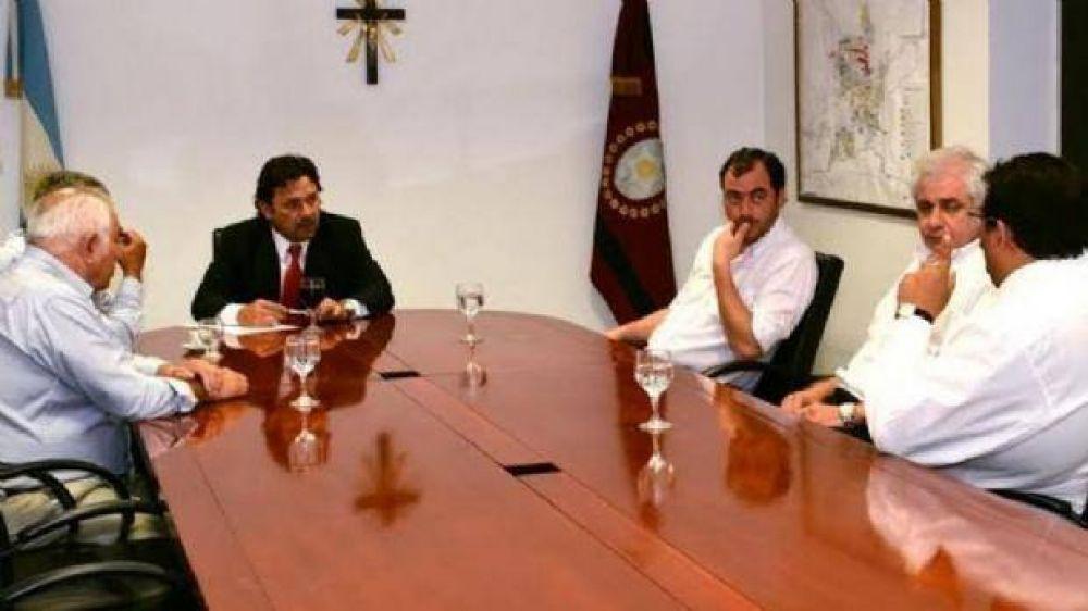 Gustavo Sáenz: la reunión con los intendentes quedó sin definiciones