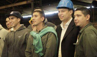 El municipio articula la demanda laboral del Parque Industrial