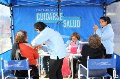 Lanús: segunda campaña de vacunación contra la gripe