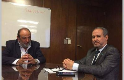 Adicciones: Obeid gestiona ante SEDRONAR acciones para el Chaco