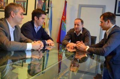 El intendente de Bolívar, Eduardo Bucca, a favor de limitar la reelección indefinida en Buenos Aires