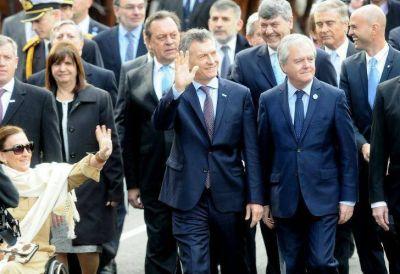Mauricio Macri encabezó su primer tedeum como Presidente