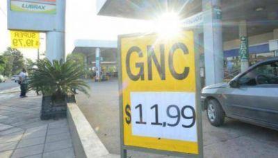 La brecha del GNC: 24% entre estaciones