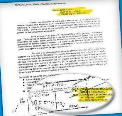 AFIP: piden que se investigue encubrimiento previo a Báez