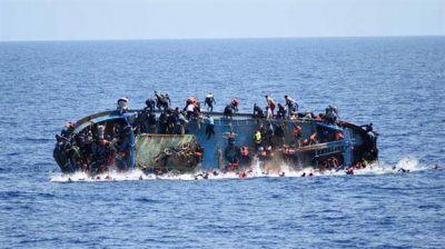 Tragedia y rescate en el Mediterráneo