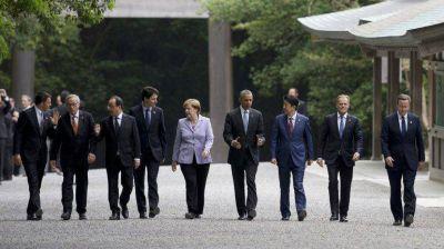 Comienza la cumbre del G-7 en Japón con acento en China y la economía global