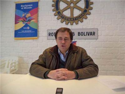 Marcelo Salamanco será gobernador del distrito