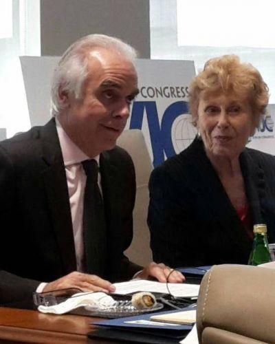 En una reunión con el CJL, el embajador argentino en Israel:
