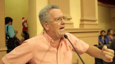 Del Pl� critic� el cr�dito que tomar� la Provincia: �Comprometer� los pr�ximos presupuestos�