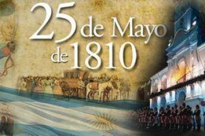 El CIRA participó de los actos conmemorativos del 25 de Mayo de 1810