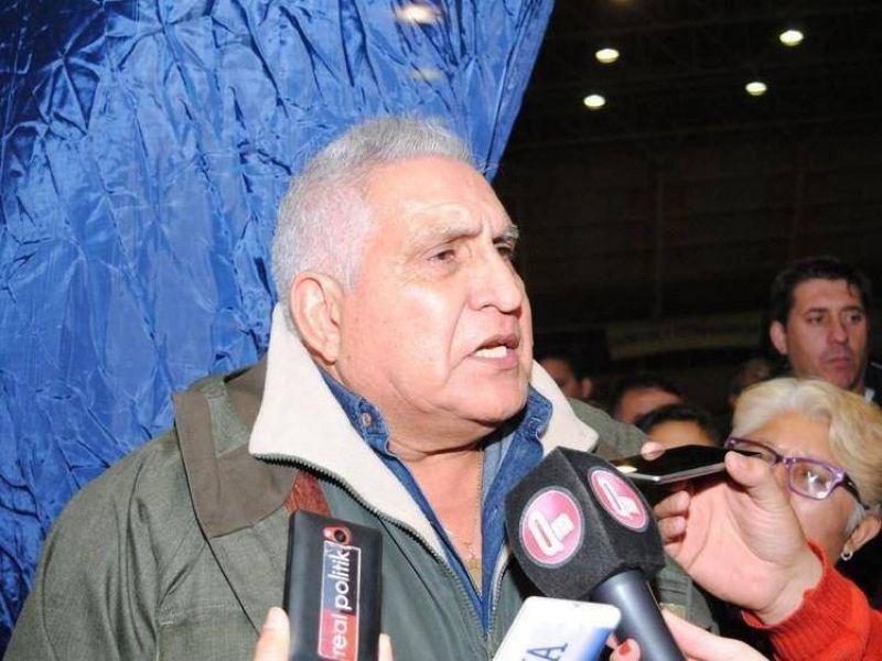 �Pata� Medina: �Si las cosas no cambian, el pueblo va a cambiar al gobierno�
