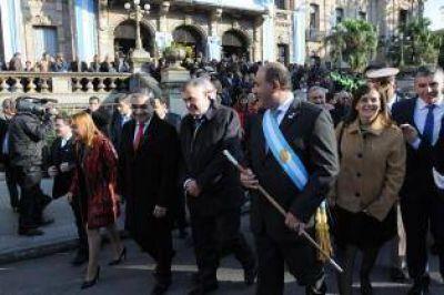 Manzur y Alfaro reafirmaron su tregua política