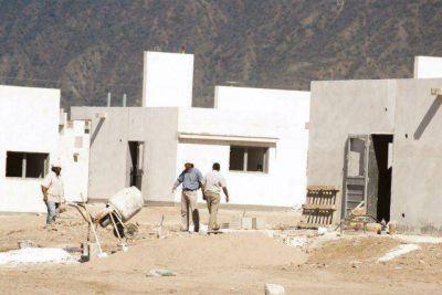 Con fondos enviados de Nación, se construirán 1300 viviendas