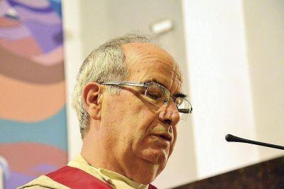 El obispo invitó a trabajar por el bien común para reconstruir la Nación