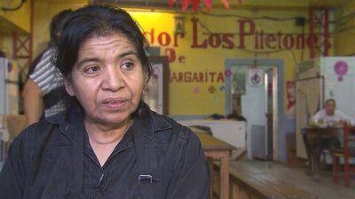 Margarita Barrientos denunci� un ataque de La C�mpora