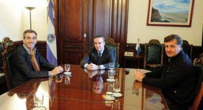 Randazzo fue a hablar con Pichetto de su posible candidatura en Provincia