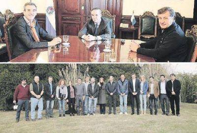 PJ revuelto: Randazzo-Pichetto y cumbre de tribus post-Cristina