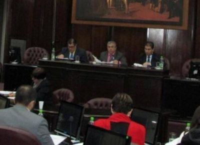 El Senado de San Luis dio media sanci�n para la implementaci�n de la Boleta �nica Electr�nica