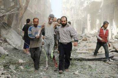 Seg�n una ONG, la guerra en Siria ya caus� m�s de 280.000 muertos