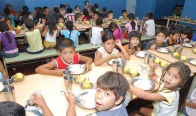 Comedores escolares: Provincia regulariza la deuda y los prestadores se muestran conformes