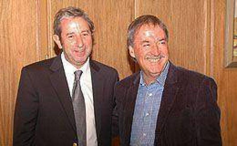 Cobos visitó a Schiaretti y respaldó su reclamo de fondos a Nación