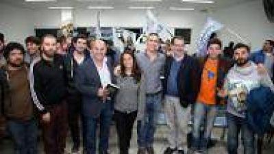 UNLP: Charla de Mario Secco en Humanidades