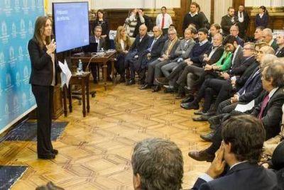 Vidal busca un acuerdo con el BID para obras en rutas