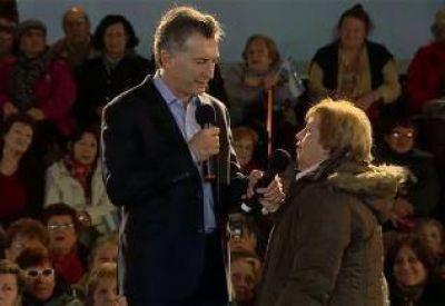Macri anunció medidas para los jubilados: