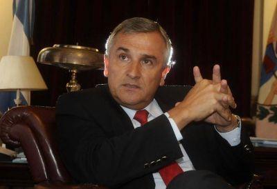 Renuncias, conflicto con Sala y amenazas en la Jujuy de Morales
