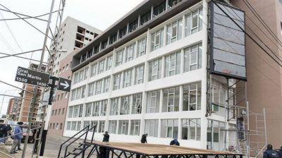 El edificio de Cristina Kirchner en Avellaneda: una obra construida sin dejar registros públicos