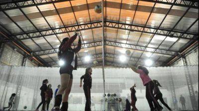 Los clubes de barrio recibirán cinco millones de pesos para obras