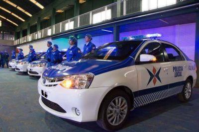 Eximen a los agentes de la Policía local de abonar derechos por licencia de conducir