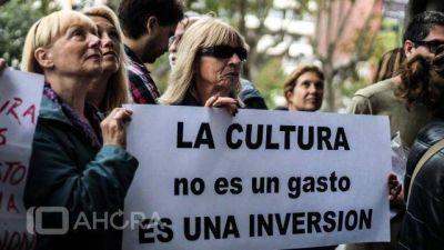 Internas entre radicales y arroyistas agravan el conflicto en Cultura
