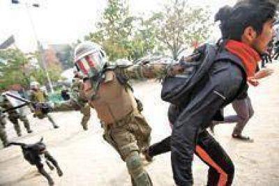 Crece la violencia en las calles de Chile