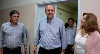 Perotti reemplazaría a Gioja en la presidencia del Instituto Gestar