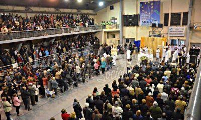 La Iglesia celebró la solemnidad de Corpus Christi