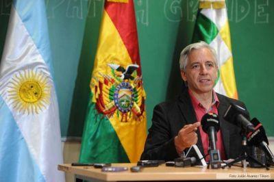 García Linera dijo que para enfrentar la restauración conservadora hay que ser primero autocrítico