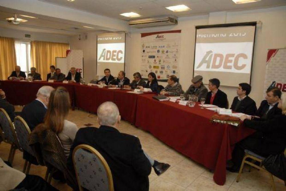 Asumieron las nuevas autoridades de ADEC en Córdoba