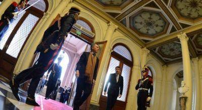 Macri puentea a Frigerio y pule con una task force secreta el proyecto de reforma electoral