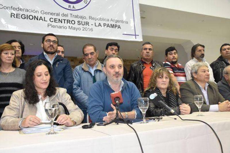 CGT Regional Sur: afirman que no se cumplieron los pasos legales