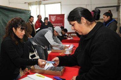 Entregaron nuevas tarjetas del Plan Nacional de Seguridad Alimentaria