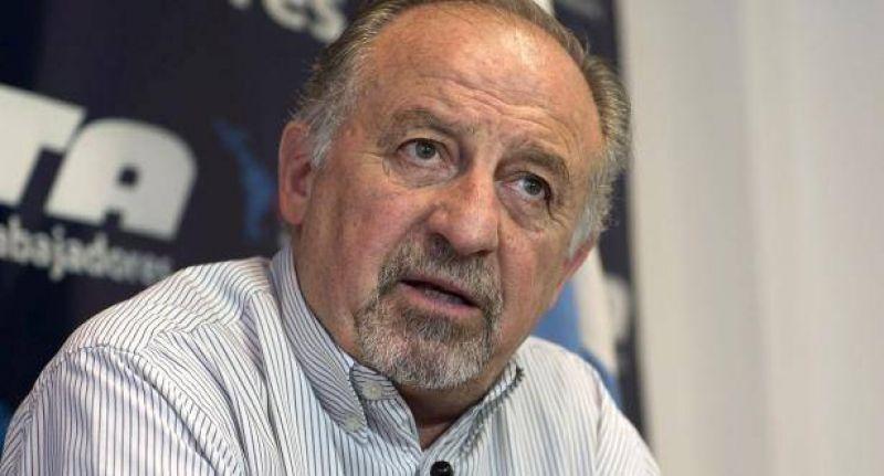 Yasky criticó a Macri por veto a ley antiempleo