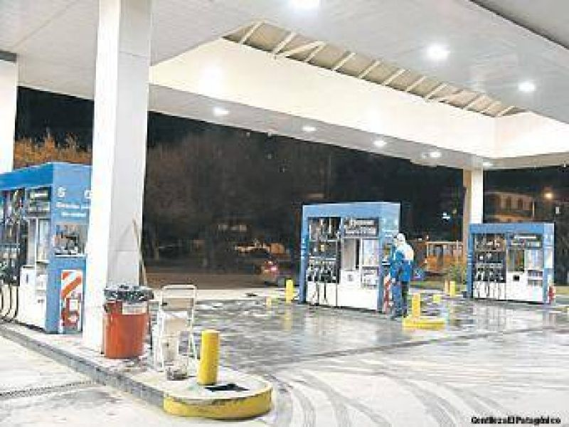 Paro petrolero: Santa Cruz y Chubut pierden u$s 2 M