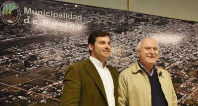 Apoyo para la construcción de la autopista Rosario - Rufino