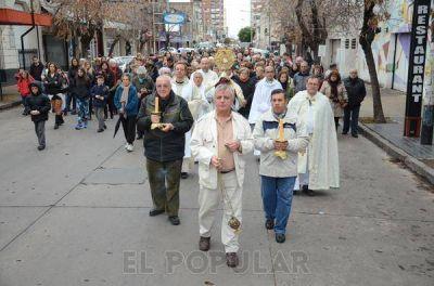 Procesión de Corpus Christi