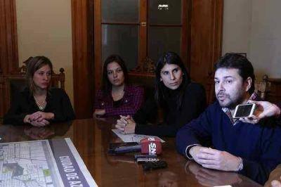 Bertellys anunció obras por 15 millones de pesos con recursos del Fondo Educativo