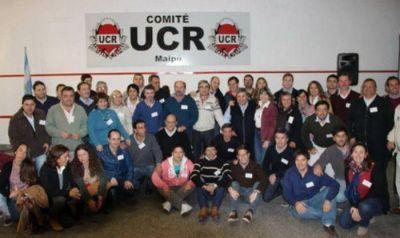 Conformaron Foro de Concejales Radicales de la V Sección Electoral
