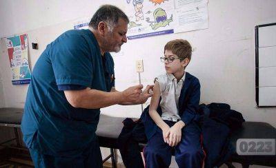 Llegarán 20 mil dosis de vacunas antigripales