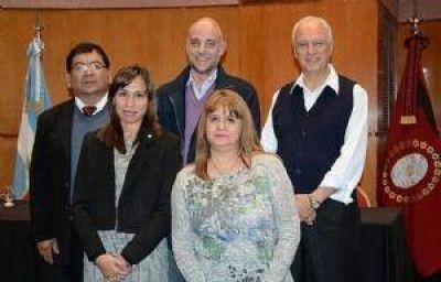 Juan Manuel Urtubey puso en funciones a los nuevos secretario del Consejo Federal de Consumo
